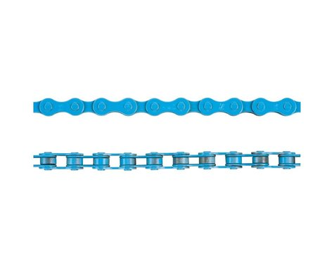 "KMC Z410 Chain (Blue) (112 Links) (1/8"")"