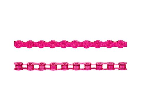 KMC Z410 Chain (Pink) (112 Links)