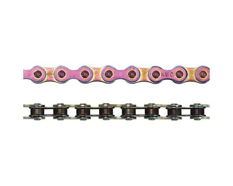 KMC Z510HX Heavy Duty Single Speed Chain (Neo Chrome) (112)