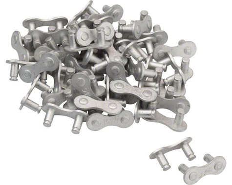 "KMC Z610HX RustBuster 3/32"" Master Links (Silver) (Single Speed) (x100)"