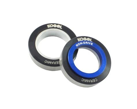 Kogel Bearings Ceramic Bottom Bracket (Black) (BB90/Trek)