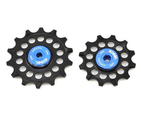 Kogel Bearings Hybrid Ceramic Derailleur Pulleys (SRAM Eagle) (12/14T)