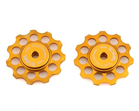 Kogel Bearings 'Not for Instagram' Derailleur Pulleys (Gold) (11T)
