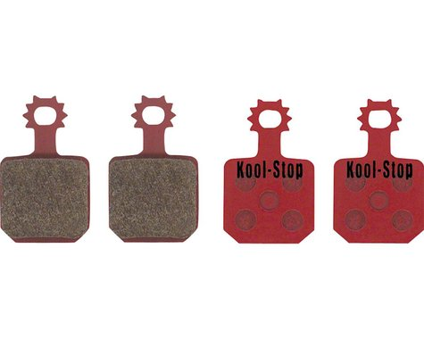 Kool Stop Disc Brake Pads (Magura Next MT-7/MT-5) (Organic/Semi-Metallic)