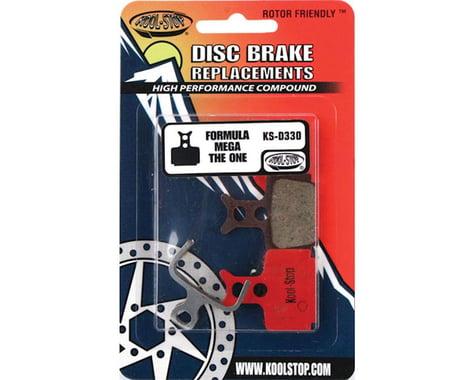 Kool Stop Disc Brake Pads (Formula Mega/One/R1/C1) (Organic/Semi-Metallic)