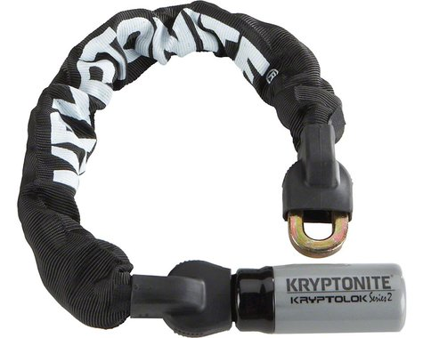 Kryptonite 955 Mini KryptoLok Series 2 Chain Lock (1.8') (55cm)