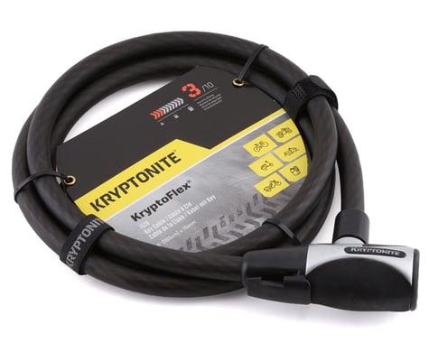 Kryptonite KryptoFlex 1518 Cable Lock w/ Key (6' x 15mm)