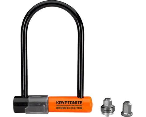 Kryptonite Total package U-Lock (Package Black)