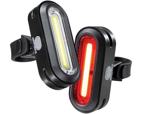 Kryptonite Avenue F-100/R-50 COB Light Set