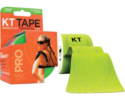 Kt Tape Pro Kinesiology Therapeutic Body Tape (Winner Green) (20 Strips/Roll)