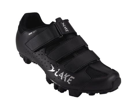 Lake MX161 Mountain Shoes (Black)