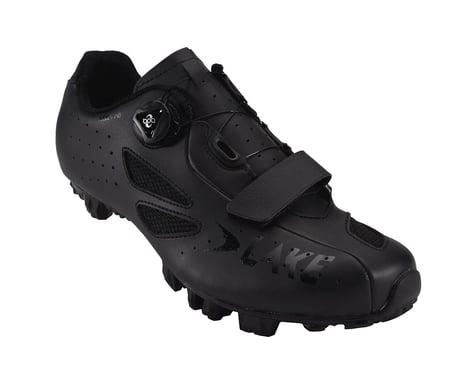 Lake MX176 Mountain Shoes (Black)