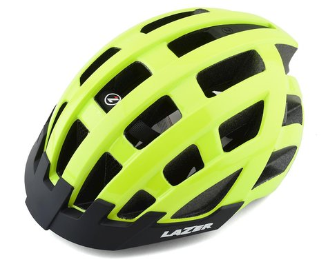 Lazer Compact DLX Helmet (Yellow) (Universal Adult)