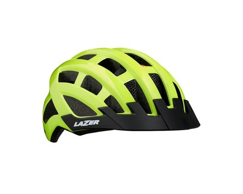 Lazer Compact DLX MIPS Helmet (Yellow) (Universal Adult)
