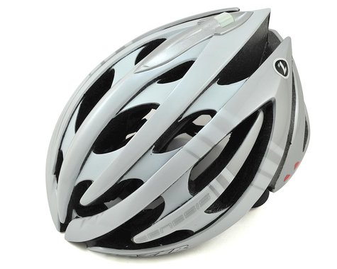 Lazer Genesis LifeBEAM Smart Helmet w/heart rate monitor (White) (Med)
