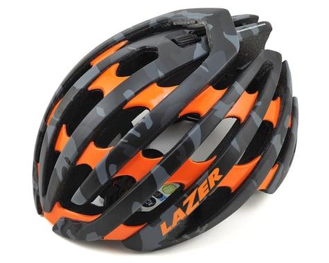 Lazer Z1 Road Helmet (Black Camo/Orange)