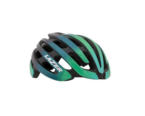 Lazer Z1 Helmet (Green/Blue)