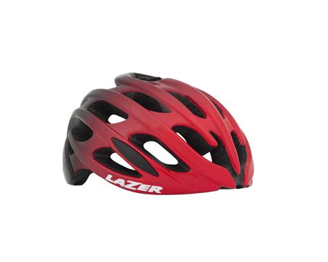 Lazer Blade Helmet w/ Mips (Red/Black)