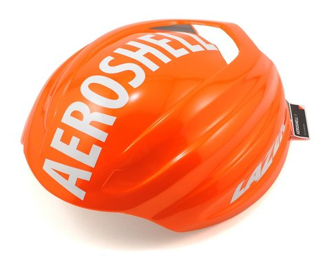 Lazer Z1 Aeroshell (Flash Orange)