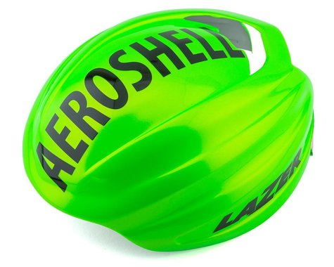 Lazer Z1 Aeroshell (Flash Green) (S)