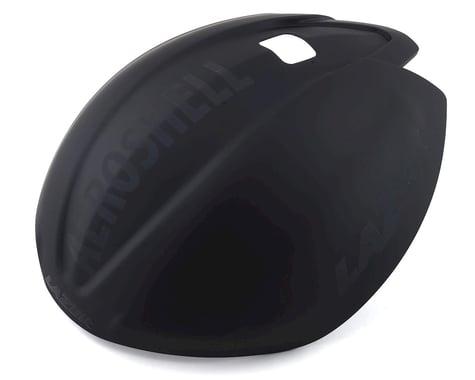 Lazer G1 Aeroshell (Black Reflective) (M)