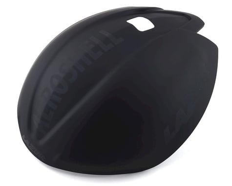 Lazer G1 Aeroshell (Black Reflective) (S)