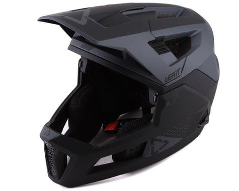 Leatt MTB 4.0 Enduro V21 Helmet (Black) (L)