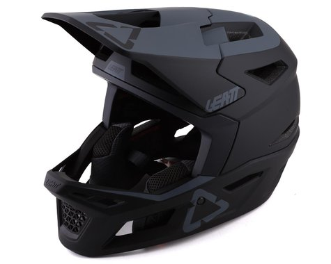 Leatt MTB 4.0 V21 Helmet (Black) (L)