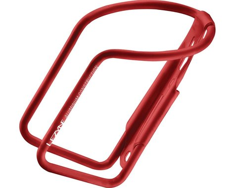 Lezyne Power Water Bottle Cage (Gloss Red)