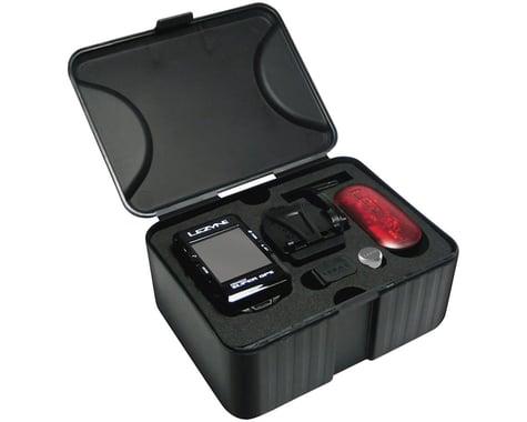 Lezyne Super GPS Loaded Cycling Computer w/ Heart Rate & Speed/Cadence Sensor
