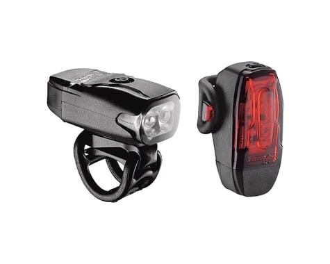Lezyne KTV Drive Headlight & Taillight Set (Black)