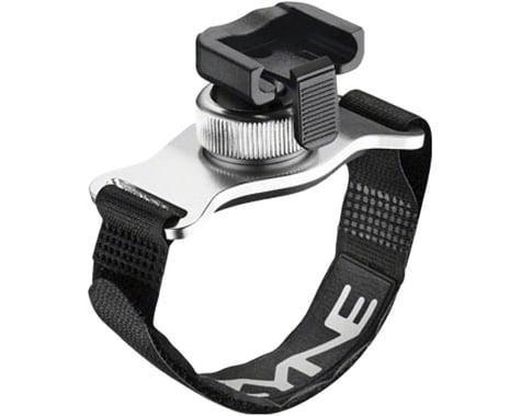 Lezyne Helmet Mount Strap for Head light (Aluminum) (Silver)