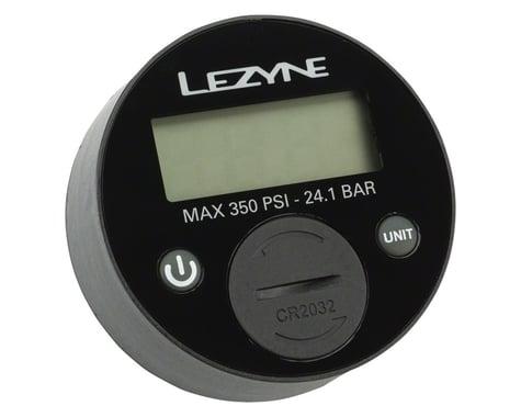 """Lezyne 350psi Digital 2.5"""" Gauge (for All floor Pumps)"""