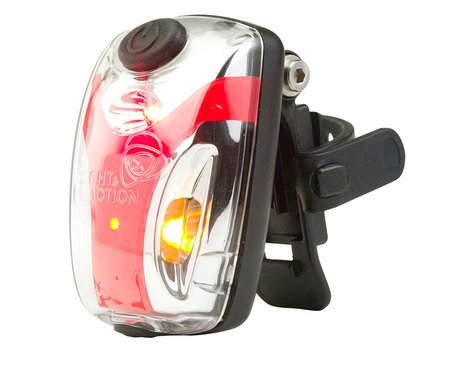 Light & Motion Vis Micro II tail light, black