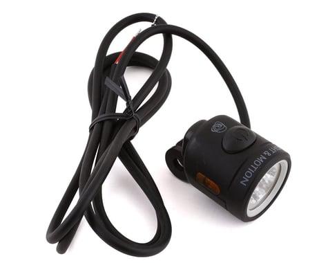 Light & Motion Vis E-500 E-Bike Headlight (Black)