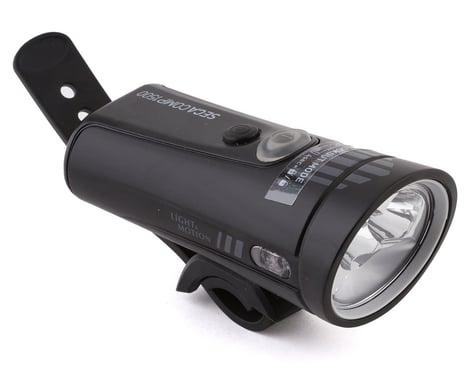 Light & Motion Seca Comp 1500 Rechargeable Headlight (Black Pearl)