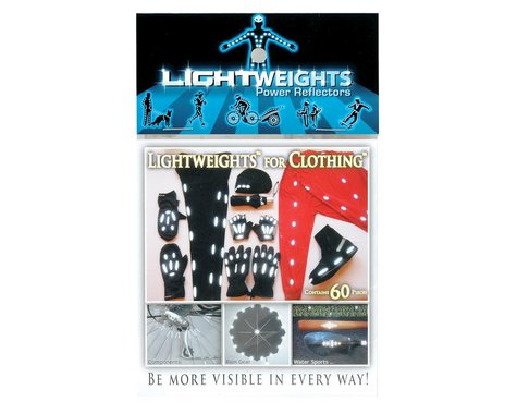 Lightweights Reflector Lw Safety Clothing & Gear 60Pc