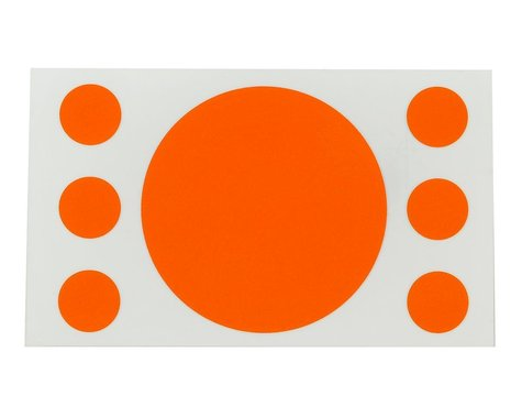 Lightweights Reflective Safety Dots (Orange)