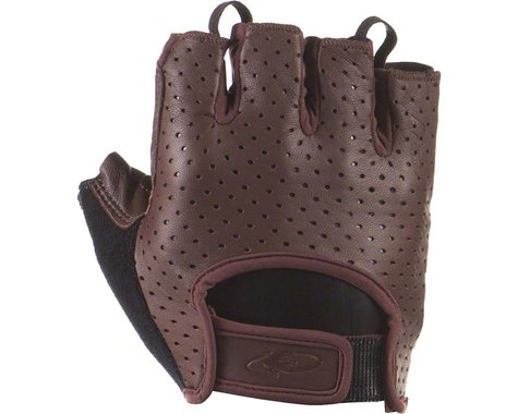 Lizard Skins Aramus Classic Gloves - Jet Black, Short Finger (S)