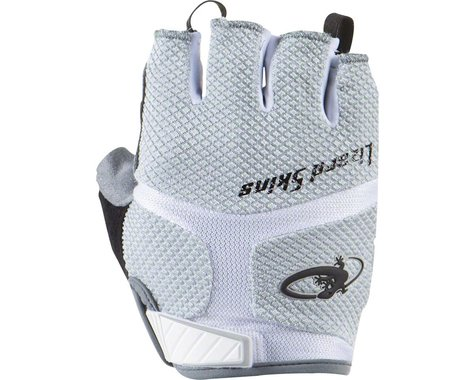 Lizard Skins Aramus GC Short Finger Gloves (Titanium) (L)