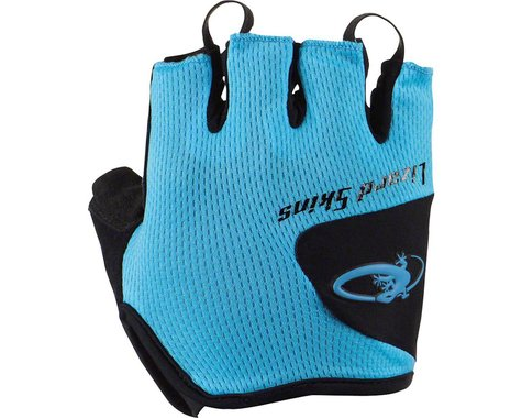 Lizard Skins Aramus Short Finger Gloves (Blue) (2XL)