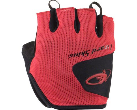 Lizard Skins Aramus Short Finger Gloves (Red) (S)