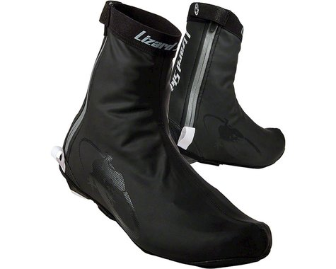 Lizard Skins Dry-Fiant Shoe Covers (Black) (M)