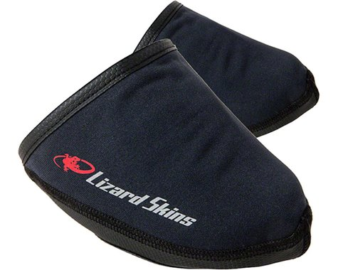 Lizard Skins Dry-Fiant Toe Covers (Black) (M)