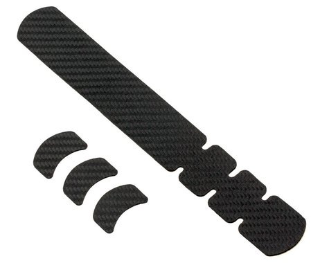 Lizard Skins Frame Protectors (Carbon Leather) (Small)