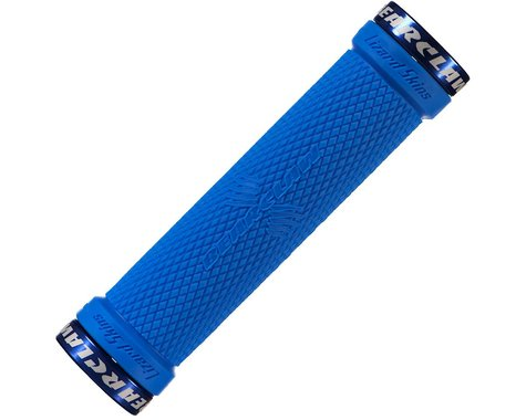 Lizard Skins Lock-On Bearclaw Grips (Ice Blue)