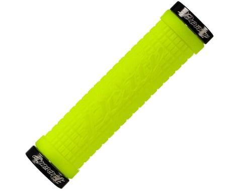 Lizard Skins Peaty Lock-On Grips (Neon Green)