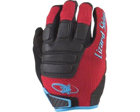 Lizard Skins Monitor HD Gloves (Jet Black/Red) (S)