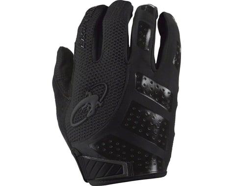 Lizard Skins Monitor SL Gel Full Finger Gloves (Black)