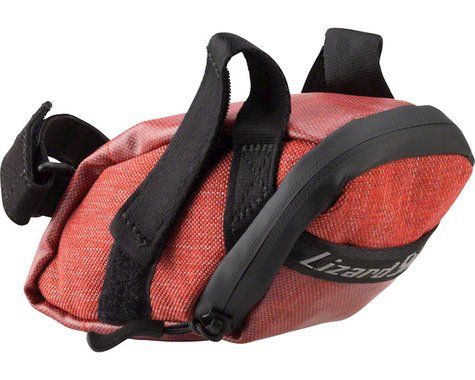 Lizard Skins Super Cache Saddle Bag (Crimson)